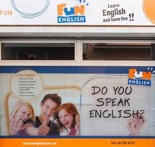 fun english school