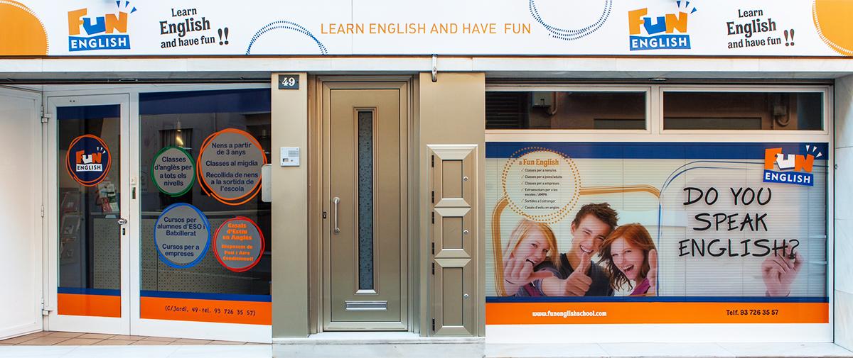 FunEnglish Sabadell escuela de idiomas
