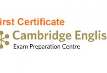 Curso First Certificate (B2) – Mediodía